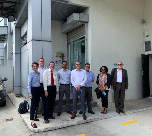 Sunaero and CCIFM - CCI France Malaysia
