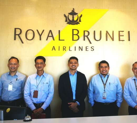 Royal Brunei Airlines' Engineering & Maintenance