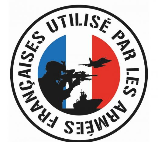 Sunaero obtained Label: Used by the French Armies