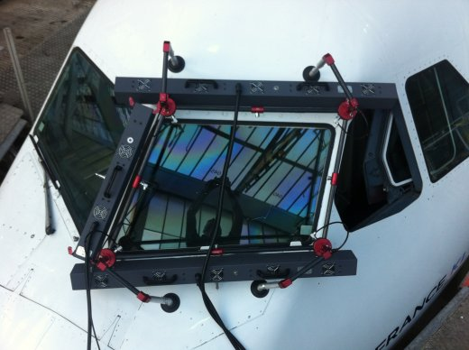Windshield Rapid Curing System - WRCS